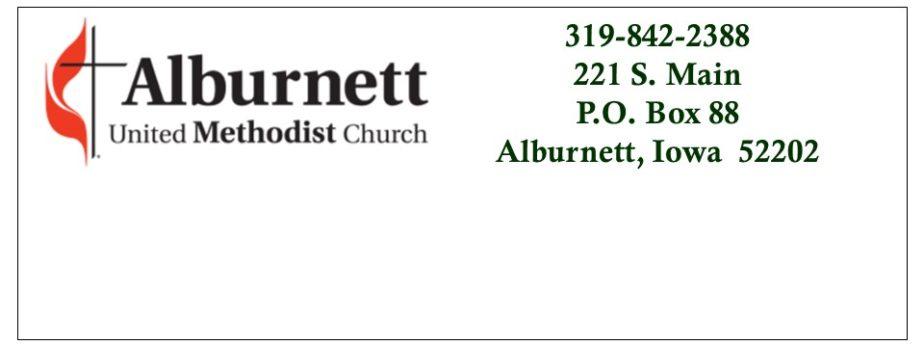 Contact Us! Email: alburnettumc@fmtcs.com